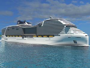 Msc Cruises, Kuzey Amerika - Portmiami'de yeni bir kruvaziyer terminali oluşturuyor