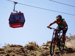 Erciyes Tekir'de 2.200 metrede yapılacak 4 günlük bisiklet festivali başlıyor!