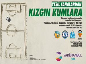 'İstanbul Cup 2018' Avrupa Plaj Futbolu Şampiyonası Vadistanbul'da başlıyor