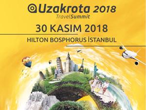 Uzakrota Travel Summit 30 Kasım'da Hilton Bosphorus Convention Center'da gerçekleşecek