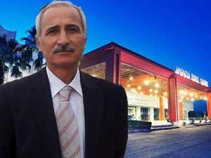 Hüseyin ÖZDAMAR; ANFAŞ Yönetim Kurulu kararı ile ANFAŞ Genel Müdürlüğü görevine getirildi