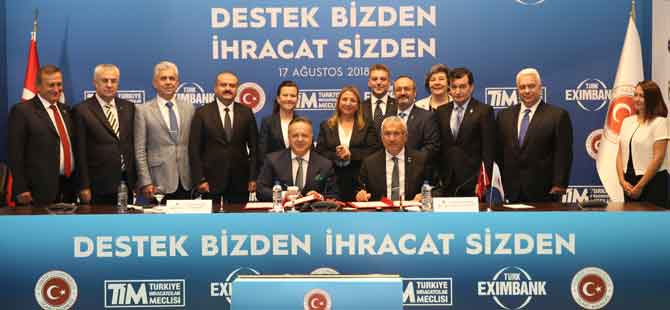 Türkiye İhracatçılar Meclisi fonlarını ihracatçının hizmetine sundu