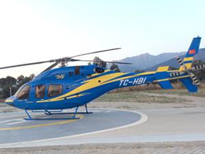 Saran Havacılık, Bell 429 hava aracıyla İstanbul Airshow'daki yerini alacak