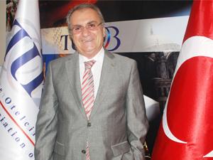 TÜROB Başkanı Timur Bayındır, 2019'da yükselişin devam etmesini bekliyoruz