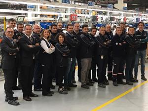 DemirDöküm, 1 yıl içinde 1 milyon 700 bin Euro'luk yatırım gerçekleştirdi
