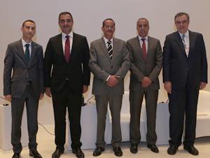 """Kuveyt Türk, DEİK iş birliğiyle """"Cezayir, Fas, Tunus Ülke Günü"""" etkinliği düzenledi"""