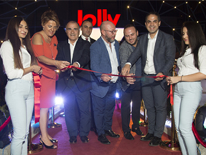 Turizm sektörünün lider tur operatörlerinden Jolly Tur, Antalya'daki yeni genel merkezini açtı