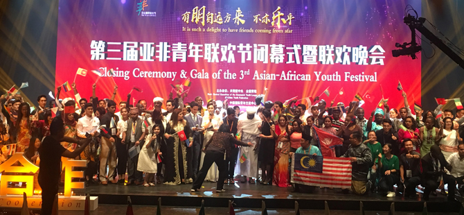 Türkiye'nin tanıtılmasında Çin'de eğitim alan Türk üniversite öğrencileri büyük görev üstleniyor