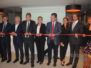 SABRE Türkiye yeni ofisinde acenteler ile birlikte partili açılış yaptı