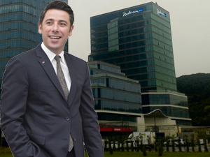Atakan Altuğ, Radisson Blu Hotel Vadistanbul'un Genel Müdürü oldu