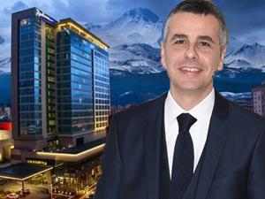 Deneyimli turizmci Burak Aydın, Radisson Blu Hotel Kayseri'nin Genel Müdürü oldu