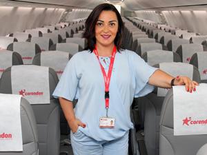 Corendon Airlines, Antalya'dan sonra Türkiye'deki ikinci base'ini İzmir'de açıyor