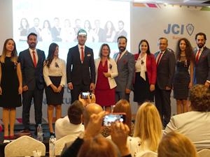 Dünyanın en büyük STK'larından 103. yaşındaki JCI, Türkiye'deki yeni yönetimini seçti