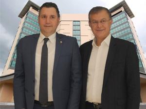 20 milyon dolarlık yatırımla kapılarını açan Dedeman Hotel Tokat'a değer kattı