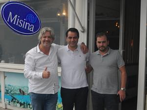 Avrupalı Michelin Yıldızlı Şefler Misina Balık lezzetlerini tattı