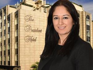 Tülay Akar Yılmaz, BW Plus The President Hotel & BW Citadel Hotel'in Satış Müdürü oldu