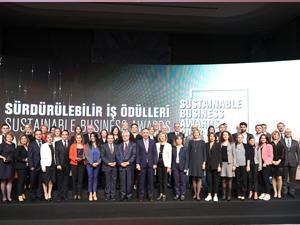 2018 Sürdürülebilir İş Ödülleri Sahiplerini Buldu