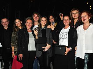 Tasarım Tomtom Sokakta'nın geleneksel Tescilli Markalar Derneği Ödülleri sahiplerine verildi