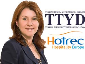 Türkiye Turizm Yatırımcıları Derneği TTYD, Avrupa Otelciler Birliği HOTREC'e üye oldu