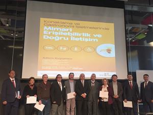 """""""Türkiye'de 7 milyon engelli birey konaklama ve gastronomi işletmelerinden faydalanamıyor"""""""