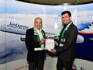 SunExpress, Turkish Airlines EuroLeague'de ülkemizi temsil eden Darüşşafaka Tekfen'e sponsor oldu