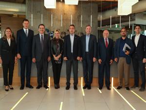 Ali Koç'un başkanlığındaki jüri, Deloitte Best Managed Companies Türkiye programı için bir arada