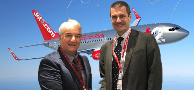 JET2 Havayolları İzmir'e direkt uçuşlarda sefer sayısını arttıracak