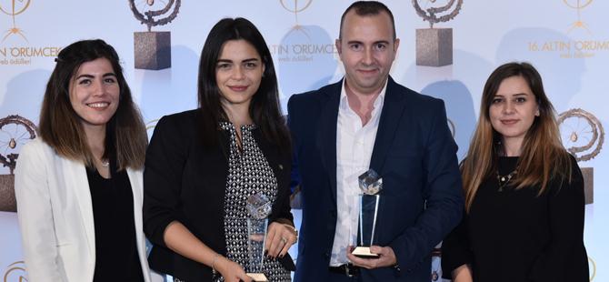16'ncı Altın Örümcek Web Ödülleri Jüri Oylaması sonuçları açıklandı