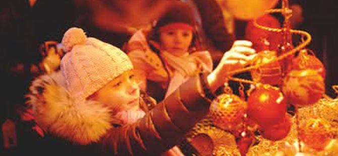 Viyana'da Kasım ayı ortalarında Advent ve Noel pazarları açılmaya başlıyor