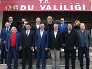 """TÜRSAB Başkan Yardımcısı Hasan Erdem """"Ortadoğu ve Körfez turizminin anahtarı Karadeniz Havzası'dır"""""""