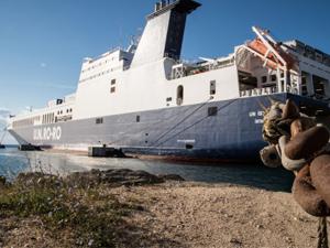 U.N. Ro-Ro'nun lider hizmet anlayışı Uluslararası Logitrans Transport Lojistik Fuarı'na damgasını vurdu