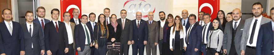 Ankara'dan yurtdışı Frankfurt, Viyana Berlin ve Paris'e seferler başladı