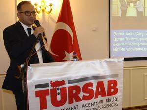 TÜRSAB Güney Marmara BTK'dan turizmde yeni hedefler