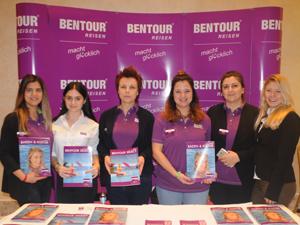 Bentour Reisen 700 seyahat acentesi ile Antalya'da buluştu