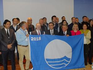 TURÇEV tarafından, Mavi Bayrak sorumlularına yönelik eğitimler verilmeye devam ediyor