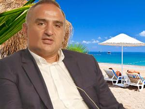 Kültür ve Turizm Bakanı Mehmet Nuri Ersoy, Şikayetler vardı denetçi gönderdim