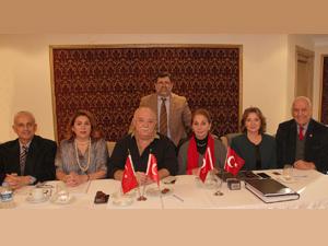 Türkiye Turizm Yazarları ve Gazetecileri Derneği'nin (ATURJET) genel kurulu yapıldı