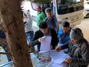 TÜRSAB, Kaçak acentalara Demre'de gerçekleştirilen denetimlerde cezai işlemler yapıldı