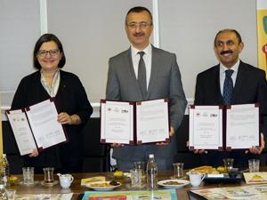 Okullarda Sıfır Atık Eğitim Projesi Protokolü İmzalandı