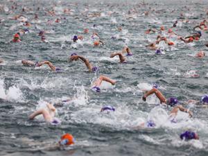 Samsung Boğaziçi Kıtalararası Yüzme Yarışı yabancı kotası doldu