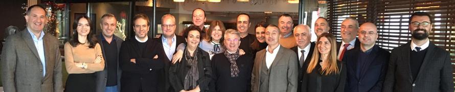 Kaya Demirer'in 5'inci Dönem TURYİD Yönetim Kurulu Başkanlığı'na seçildi