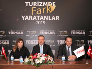 TÜRSAB, Türkiye'de  'Turizmde Fark Yaratanlar'ı seçiyor