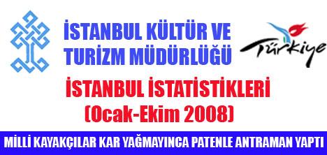 İSTANBUL İSTİKRARLI DEVAM EDİYOR