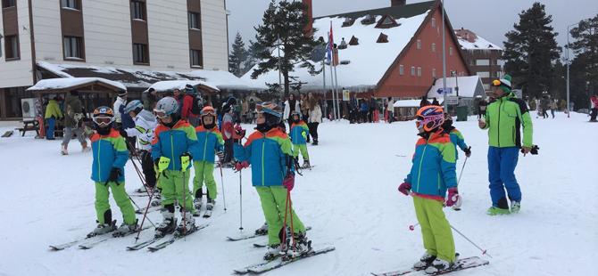 Sömestre tatilinde, Kastamonu- Ilgaz kayak ve kültür turu