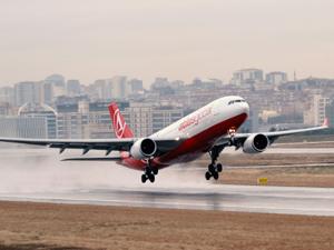 Atlasglobal Havayolları, filosuna kattığı Airbus A330 ile yolcu taşıma kapasitesini artırdı