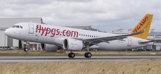 Pegasus, Başkent Ankara ile Azerbaycan'ın başkenti Bakü'yü birbirine bağlıyor