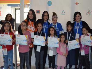 Merak Makinesi programı, Ankara Bilim ve Sanat Merkezinde gerçekleşti