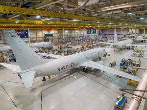 Boeing, ABD Donanması'ndan 2,4 Milyar Dolarlık Poseidon İhalesi Aldı