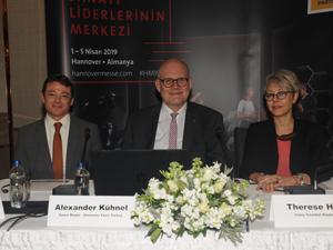 Sanayi Liderlerinin Merkezi Hannover Messe Fuarı 01-05 Nisan 2019'da gerçekleşecek