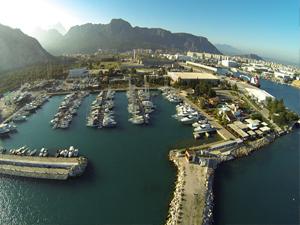 Setur Marinas Antalya'ya Uluslararası Yat Limanları Birliği'nden 5 Altın Çıpa ödülü